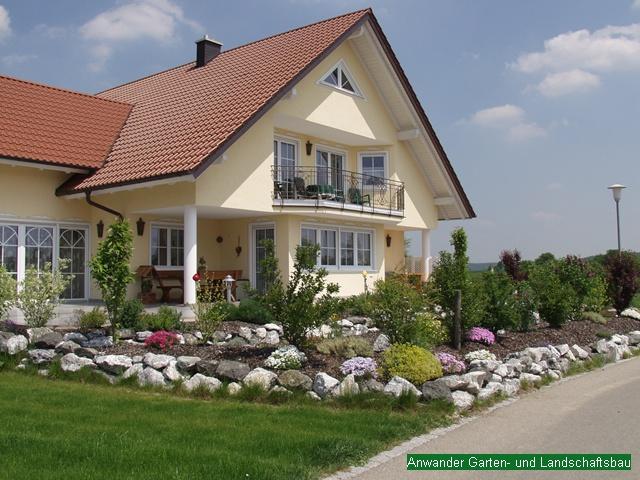 Anwander Garten Und Landschaftsbau Gartenanlagen